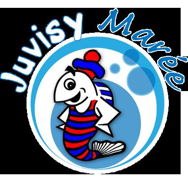 Logo Juvisy Marée poissonnerie Essonne